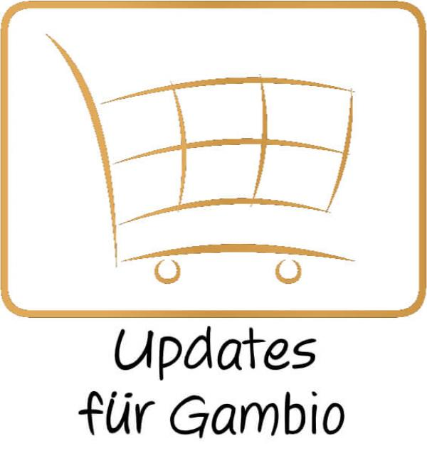 Gambio Service-Pack + Master-Update Installation